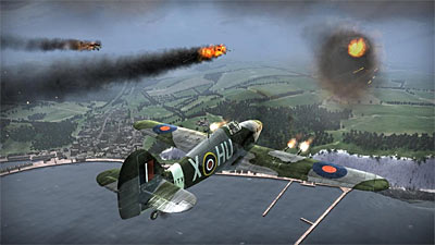 Heroes Over Europe screenshot