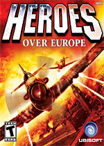 Heroes Over Europe box art