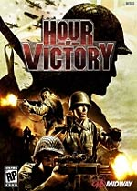 Hour of Victory box art