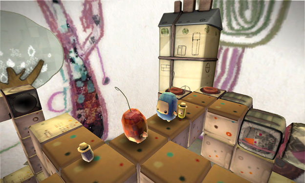 ilomilo Screenshot