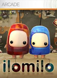 ilomilo Box Art