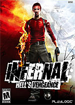 Infernal: Hell's Vengeance box art