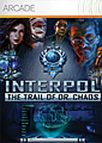 Interpol: The Trail of Dr. Chaos box art