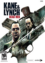 Kane & Lynch: Dead Men box art