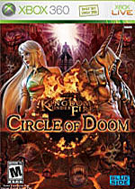 Kingdom Under Fire: Circle of Doom box art