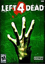 Left 4 Dead box art