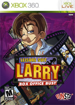Leisure Suit Larry: Box Office Bust box art