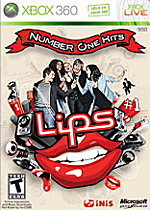 Lips: Number One Hits box art