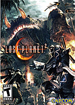 Lost Planet 2 box art