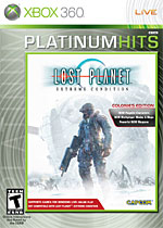 Lost Planet: Extreme Condition Colonies Edition box art