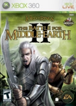 Lord of the Rings: The Battle For Middle-Earth 2 box art