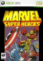 Marvel Superheroes box art