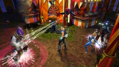 Marvel: Ultimate Alliance screenshot