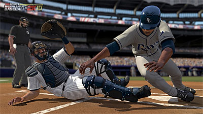 Major League Baseball 2K10 screenshot