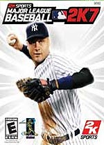 Major League Baseball 2K7 box art