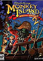 Monkey Island 2 Special Edition: LeChuck's Revenge box art