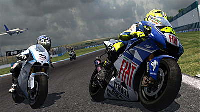 MotoGP '07 screenshot
