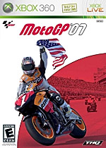 MotoGP '07 box art