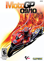 MotoGP 09/10 box art