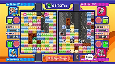Mr. Driller Online screenshot