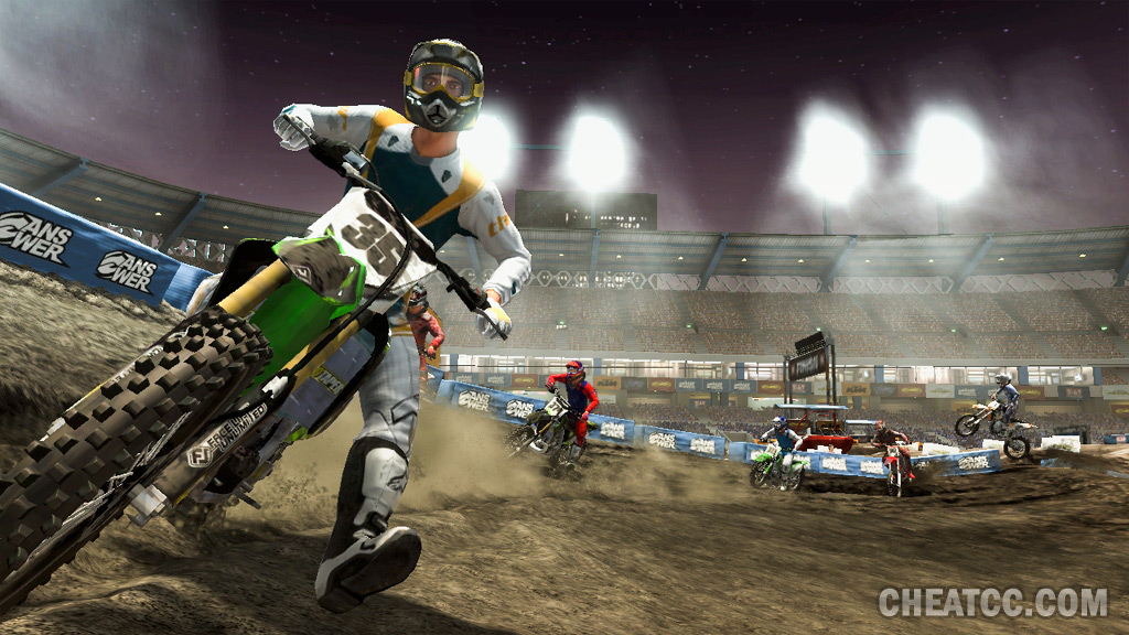 Mx Vs Atv Reflex Review For Playstation 3 Ps3