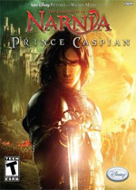 The Chronicles of Narnia: Prince Caspian box art