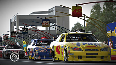 NASCAR 09 screenshot