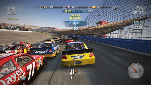 Nascar The Game 2011 Screenshot