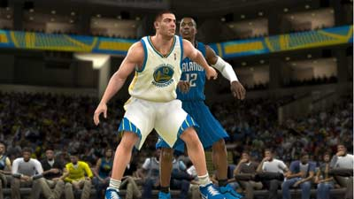 NBA 2K11 screenshot