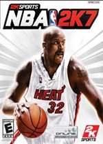 NBA 2K7 box art