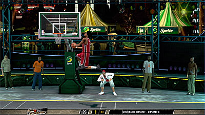 NBA 2K8 screenshot