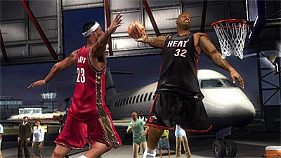 NBA Ballers: Chosen One screenshot