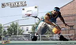 NBA Street Homecourt screenshot