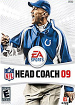 NFL Head Coach 09 box art