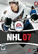 NHL 07 box art