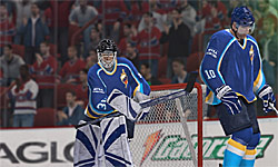 NHL 09 screenshot