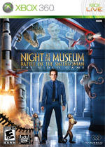 Night at the Museum: Battle of the Smithsonian box art