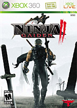 Ninja Gaiden 2 box art