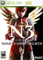 Ninety Nine Nights box art