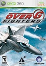 Over G Fighters Box Art