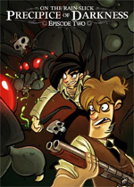 Penny Arcade Adventures: On the Rain-Slick Precipice of Darkness: Episode Two box art