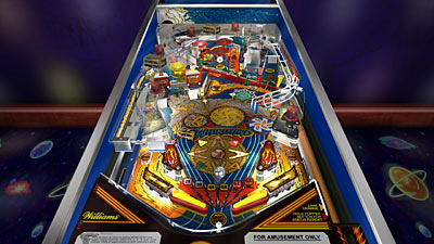 Pinball Hall of Fame: The Williams Collection screenshot