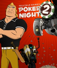 Poker Night 2 Box Art