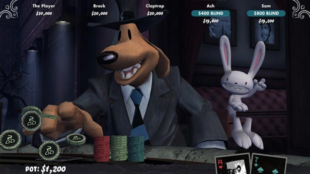 Poker Night 2 Screenshot