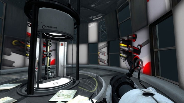 Portal 2 Screenshot