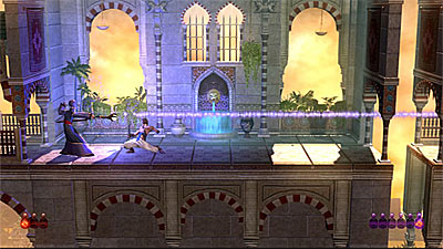 Prince of Persia Classic (Xbox Live) screenshot
