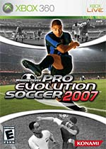 Winning Eleven: Pro Evolution Soccer 2007 box art