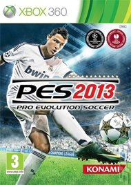 Pro Evolution Soccer 2013 Box Art