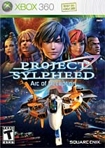 Project Sylpheed: Arc of Deception box art