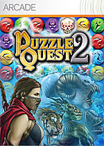 Puzzle Quest 2 box art